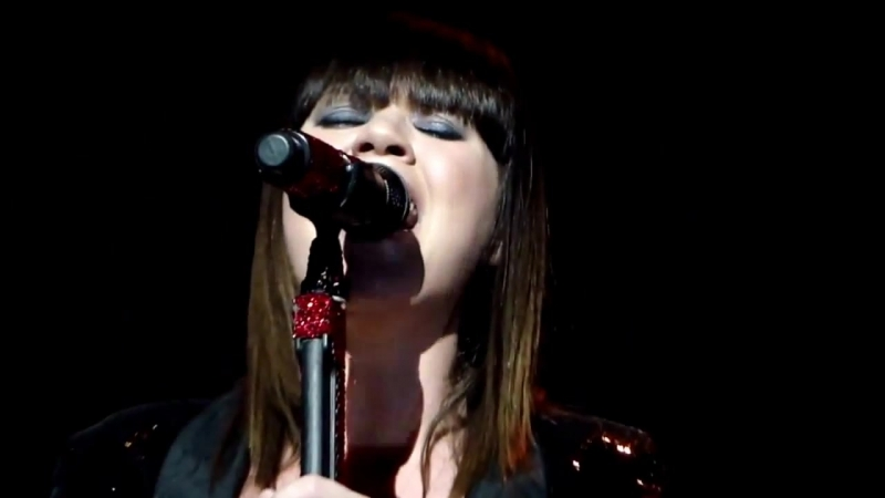 Kelly Clarkson - Perfect (P!nk cover) (Stronger Tour 2012)