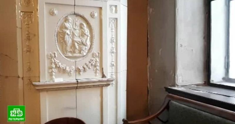 Холод и грибок реструктуризация губит уникальный петербургский музей при академии Штиглица