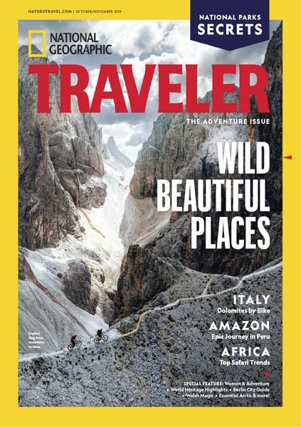 National Geographic Traveler USA - 10/11 2019