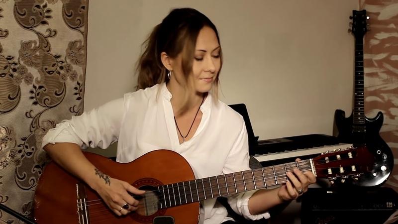 Песня мушкетёров (пара пара порадуемся) | Guitar cover