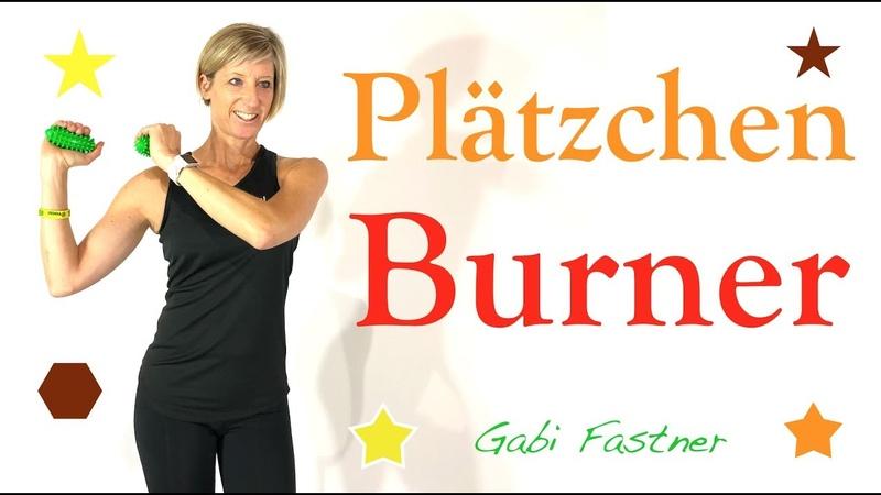 🍰in 35 min. Plätzchen-Bauch weg trainieren