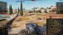 World of Tanks Об. 268/4 - 1 VS 4 тактическая победа