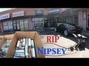 Nipsey Hussle Marathon Store memorial removed 24 days after rapper's death