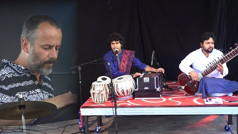 Pan India (AUT/IND) @ GRIASDI 2018 - Handpan World Music Festival
