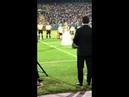 Karol Sevilla canta el Himno Nacional Mexicano el 20/11/2018
