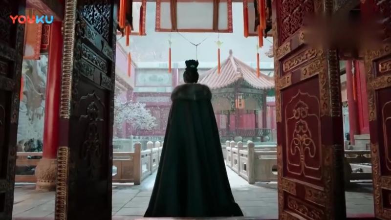 180920 EXO Lay Yixing @《大明皇妃孙若微传》 «Empress of the Ming» trailer