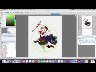 Love Live Edit - Honoka Kousaka - Emma Verde