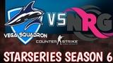 Vega squadron vs Nrg StarSeries i-League CSGO Season 6 Highlights - Inferno