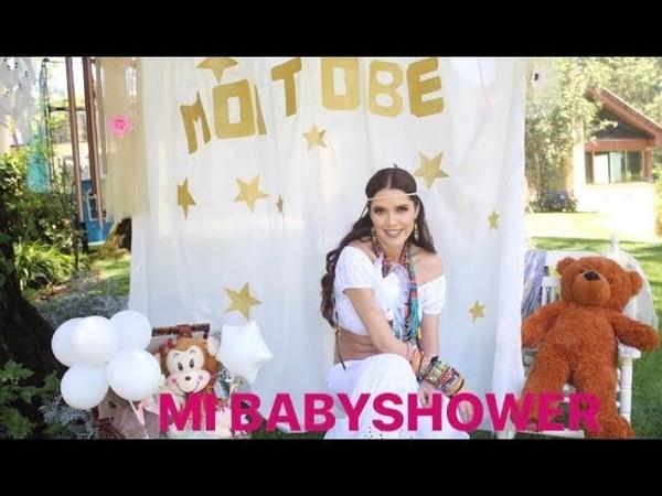 BABY SHOWER MARLENE FAVELA