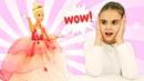 Как поднять настроение Барби Мультики с куклами - Игры Барби