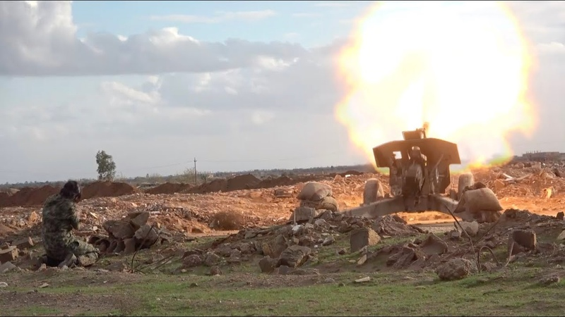 Hawamah neighborhood of Hajin has been fully liberated by SDF