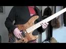 Improvised Loop Groove/Jam - on Sei 'Jazz' custom bass - slap/4-finger picking/groove