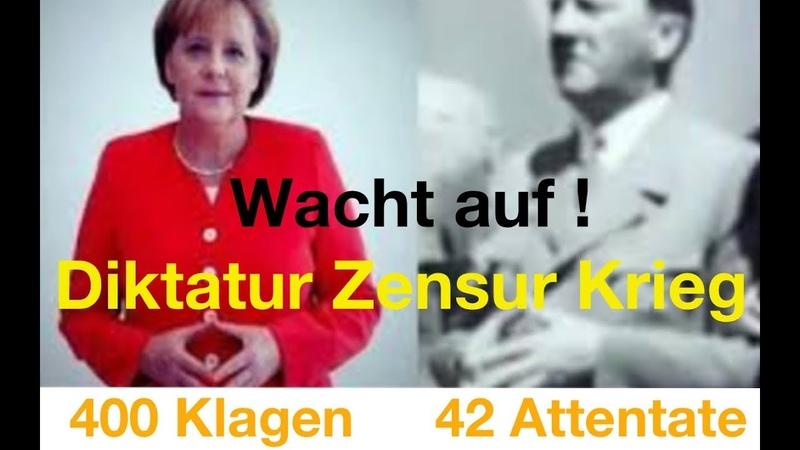 Gegen Merkel 400 Klagen, wie viele noch Wer Stoppt Merkel