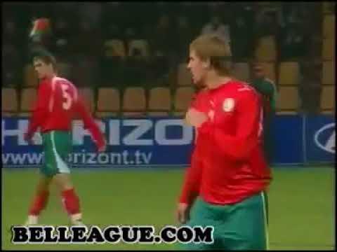 Новости спорта (Первый национальный, 2007) Беларусь 0-1 Люксембург