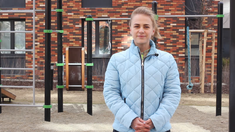 Анастасия: Фитнес-тренер из квартала «Новаторов»