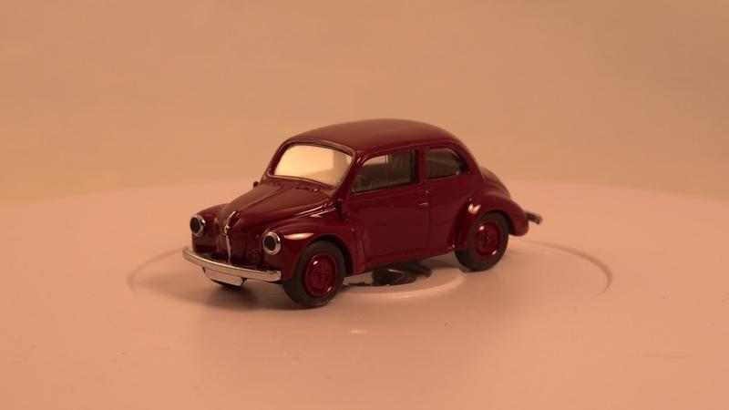 Renault 4CV Prototype №2 1944 год