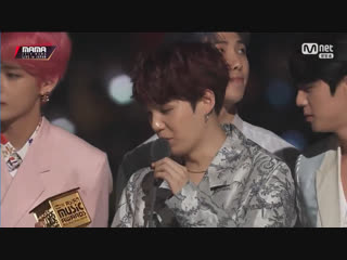 181212 BTS - Favorite Music Video @ 2018 MAMA Fans' Choice in Japan