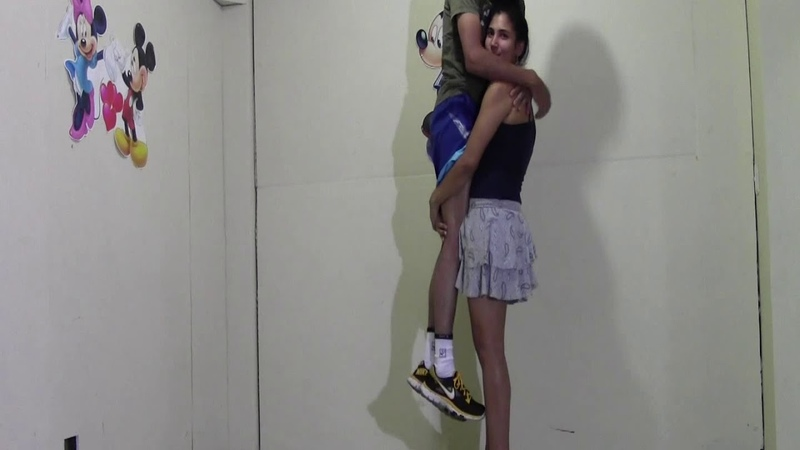 Best Lift and Carry Part 486 Female lifting male