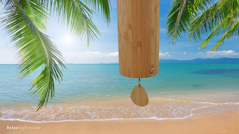 12 Hrs. Air Soothing Koshi Wind Chimes Meditation   Koshi Meditation Sleep Music   4K