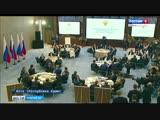 Глава Марий Эл принял участие в расширенном заседании президиума Государственног