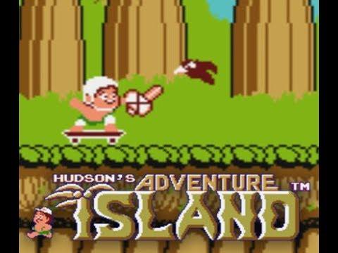 [NES] Adventure Island - без пчелы (Затащено)