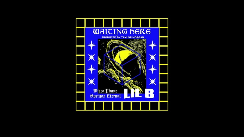 WICCA PHASE SPRINGS ETERNAL - WAITING HERE FEAT. LIL B OFFICIAL AUDIO
