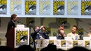 Breaking Bad Panel- Comic Con 2013 - Bryan Cranston and the Walter White mask!