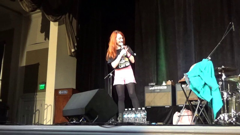 SPNNASH 2019 Ruth Connell Panel