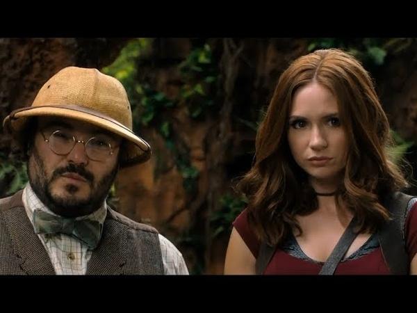 Ты мне леща дал?:Джуманджи 2: Зов джунглей (2017) Full HD 1080p