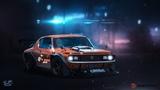 Toyota crown dodocar Virtual Tuning Photoshop by Vi Art