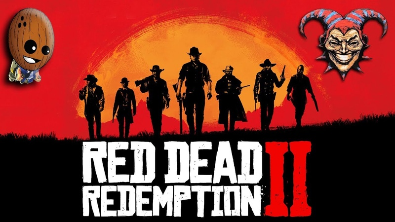 Red Dead Redemption 2 1➤ Начало. Бегство от закона. Неудачная вечеринка.