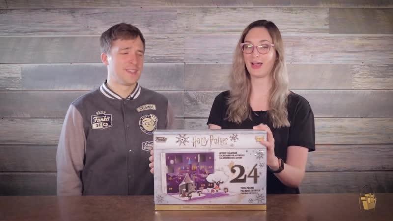 Harry Potter Advent Calendar Unboxing!