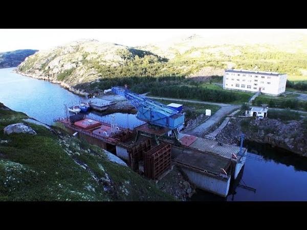 Кислогубская приливная электростанция | Неизвестная Россия
