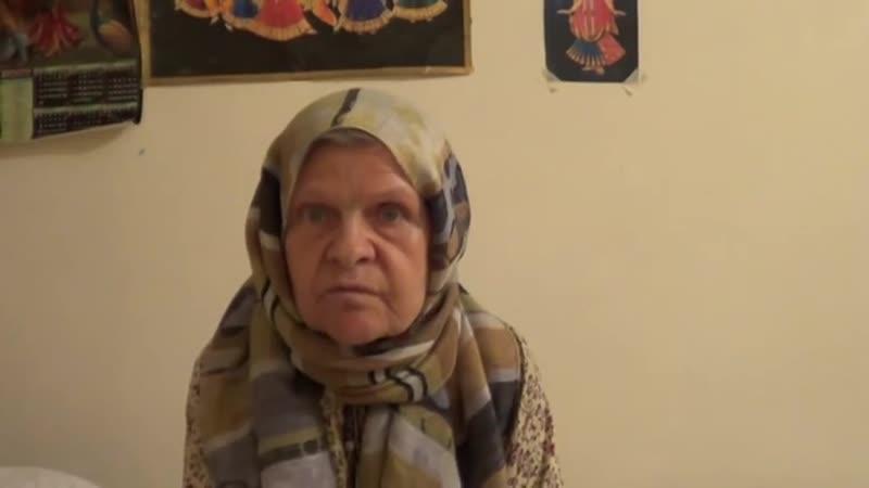 1 октября 2012г Гуна Мала обращаеться к президенту Челябинского Храма Харе Кришна