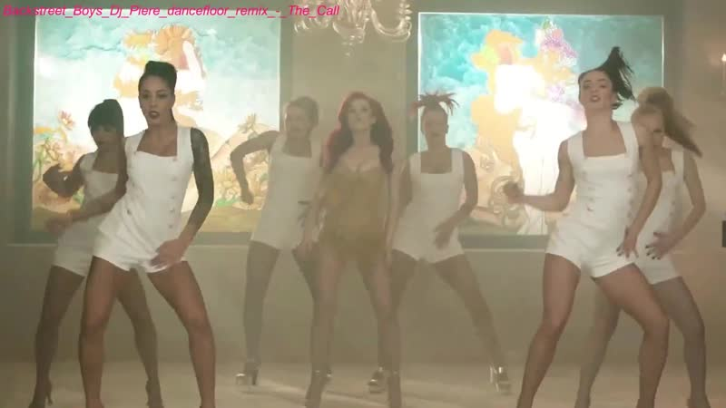Backstreet Boys Dj Piere dancefloor remix The Call