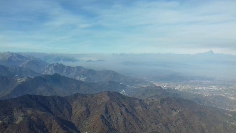 Mount Besimauda 2.231m, Province of Cuneo