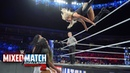 Charlotte Flair takes out Jimmy Uso Naomi in WWE Mixed Match Challenge showdown