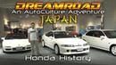 DreamRoad Япония 2 История Honda из музея Honda Collection Hall 4K ENG CC