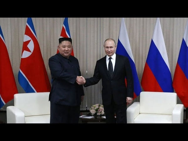 Russian, DPRK leaders say they had fruitful talks