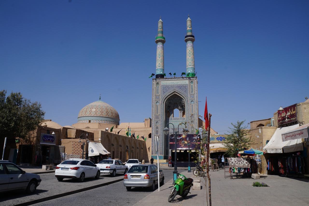 Cамостоятельно путешествие по Ирану. Советы и практика