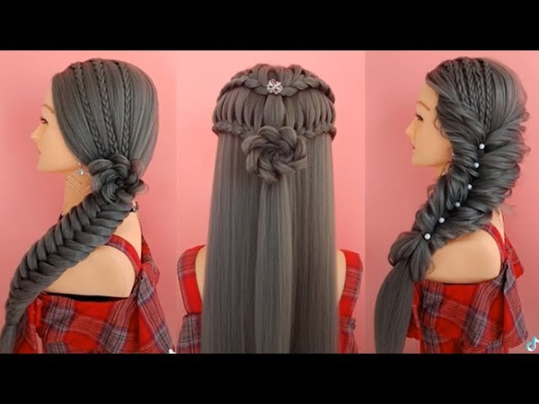 Easy Hair Style for Long Hair | TOP 26 Amazing Hairstyles Tutorials Compilation 2018 | Part 122