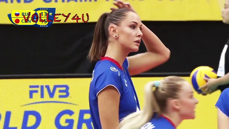 TOP 10 EXCEPTIONAL spikes by Nataliya Goncharova 90km h World Grand Champions Cup 2017 YouTu