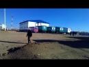 Забастовка на площадке НПС- 23 с. Тыгда Амурской области