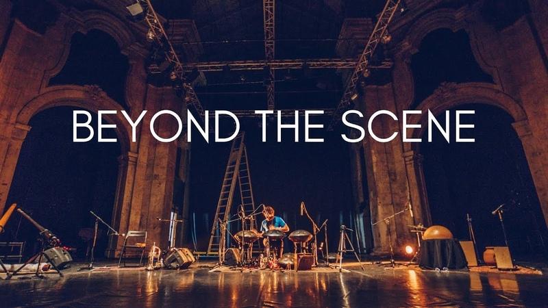 Kabeção - Beyond the scene (Touching Souls album launching, Portugal, Teatro Ibérico, April 2019)