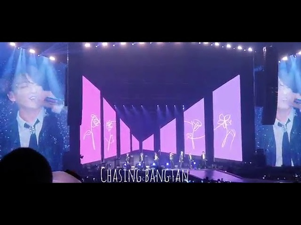 190321 BTS Megic Shop part at Concert Love Yourself In Hongkong Day 2