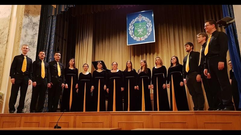 Мастерская хорового пения Т Кониной Panis Angelicus