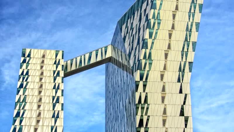 Уникальные здания опередившие свое время