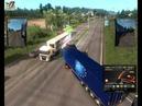 65 - Euro Truck Simulator 2 - Ольга Дальнобоищик - Прикупила Супер Прицеп