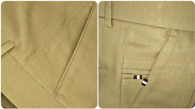 Perfect formal pant stitching video part 2 pant Designer side pocket designer tiket pocket stitching