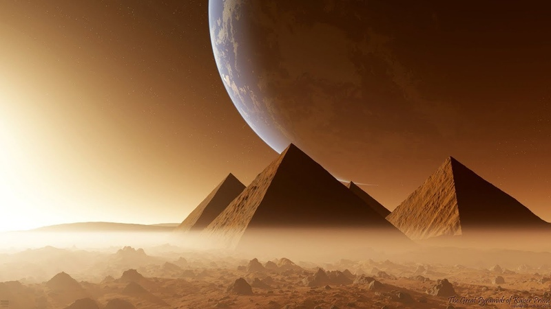 Допотопная цивилизация была БОЛЕЕ РАЗВИТОЙ.Рассказывает Сергей Салль.